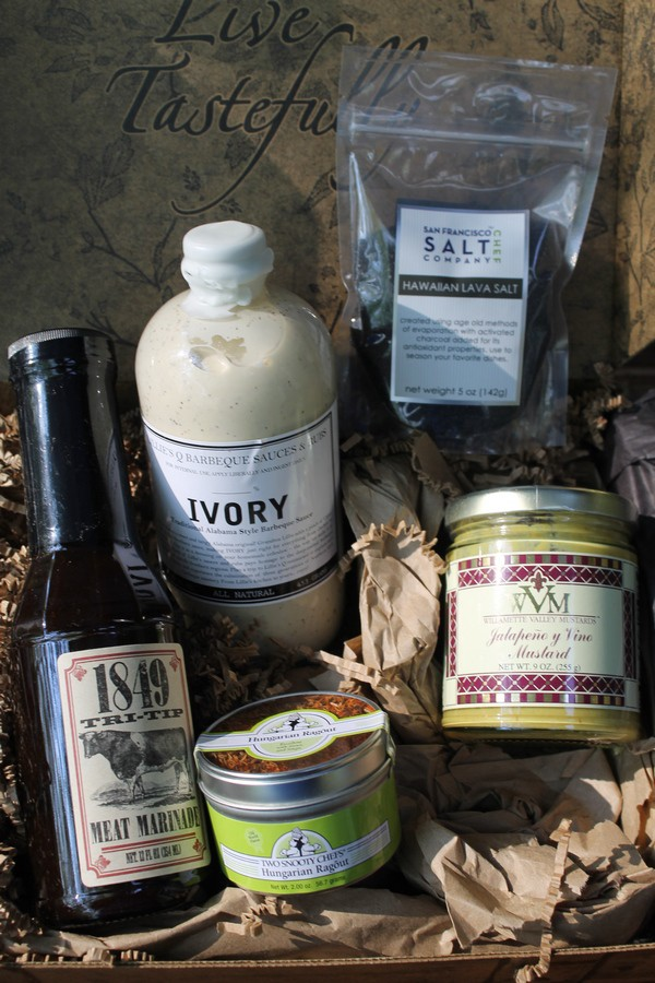 Taste Trunk Gift Ideas
