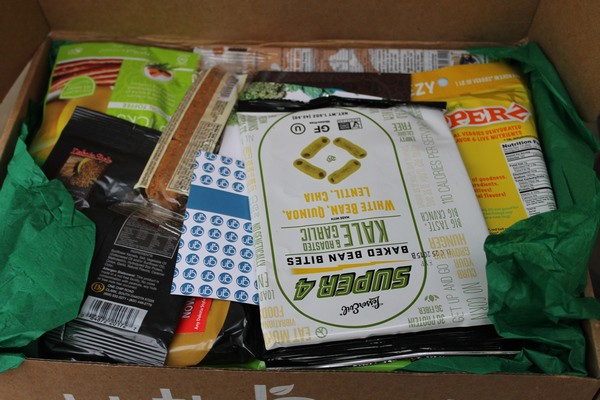 UrthBox Natural Snacks Subscription Box Review