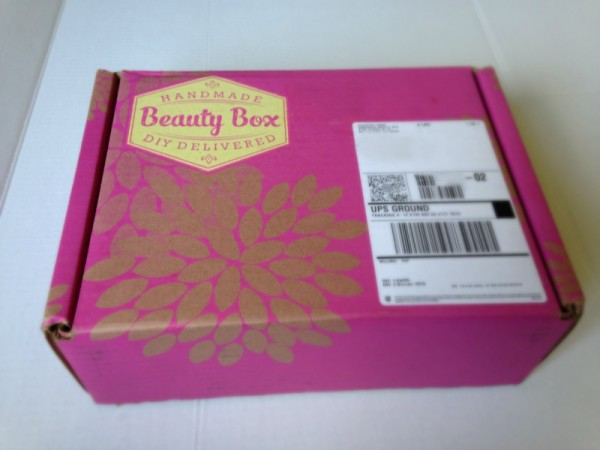 Summer DIY Beauty Fun with Handmade Beauty Box