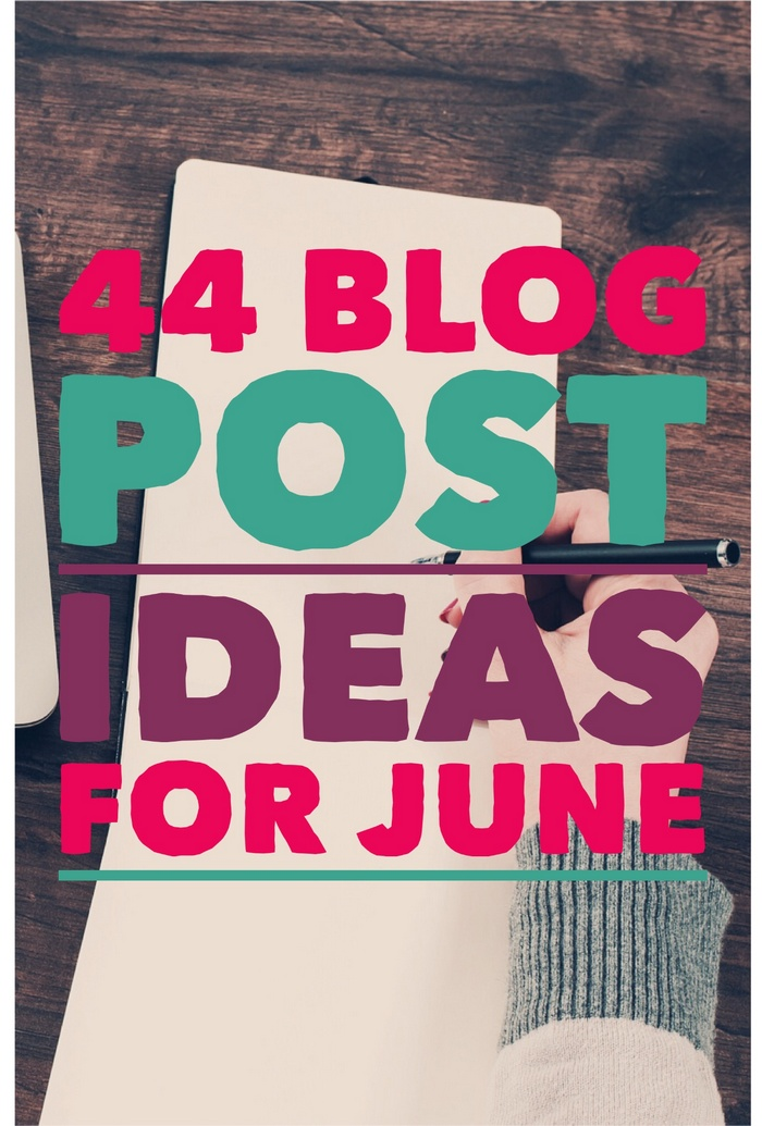 June Calendar Writing Prompts : Great ging and writing topics for june pretty