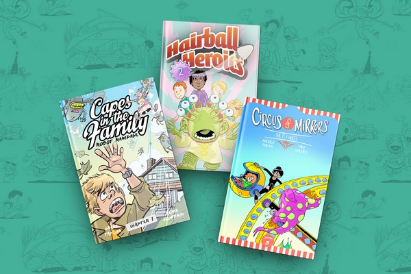 Go on a Summer Reading Adventure with Imaginary Friends