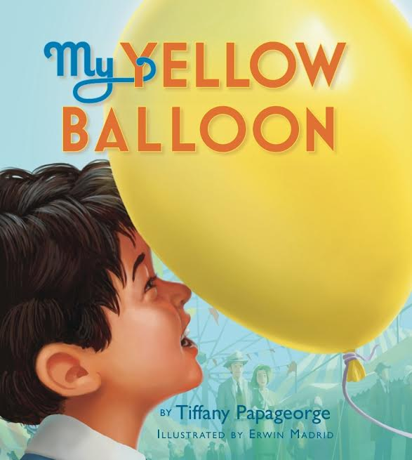 Tiffany Papageorge, author of My Yellow Balloon, shares practical parenting advice on helping children get through the grief of a Fatherless Father's Day.