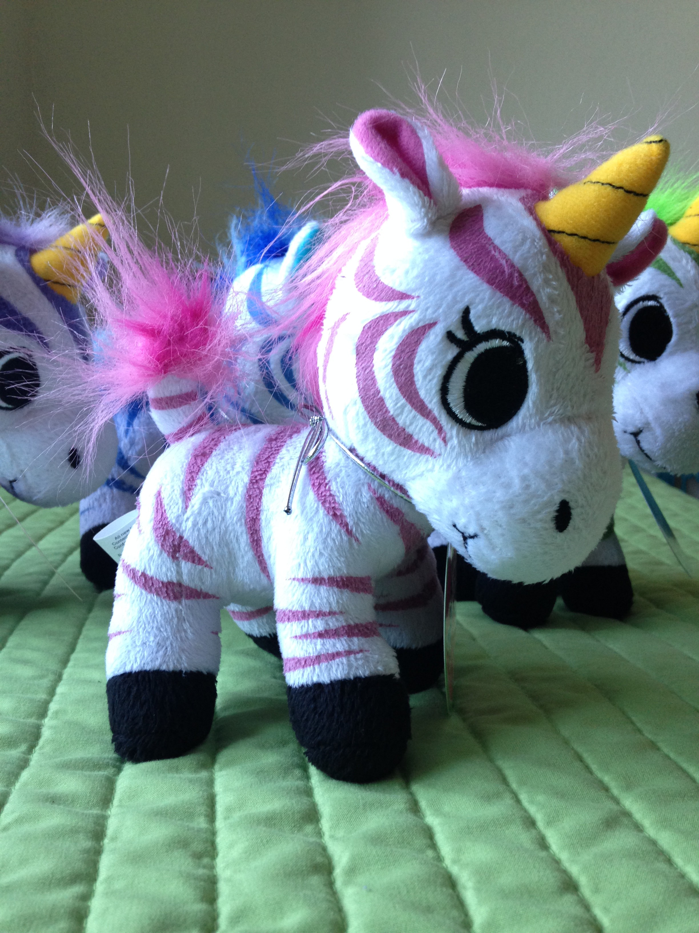 Cross a Zebra with a Unicorn & You Have Zoonicorn Fun!