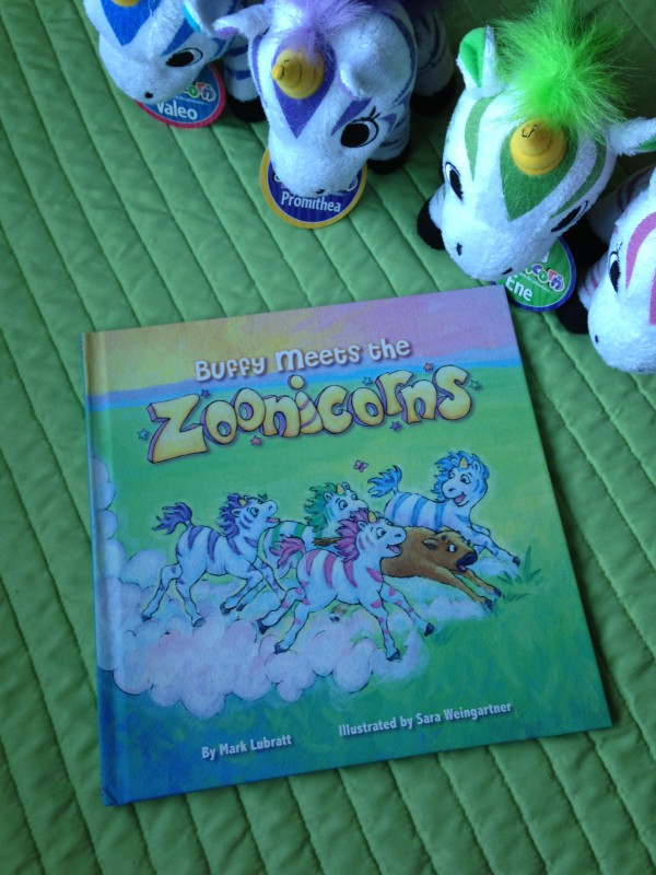 What do you get when you combine a zebra and a unicorn?  A Zoonicorn, of course!  Check out our review of these super cute plush toys for kids!