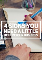 Entrepreneurs and Responsibilities: 4 Signs You May Need a Little Help