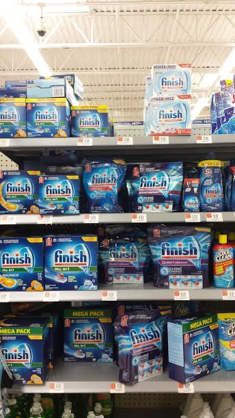 Finish3 Get Sparkling Clean Dishes + Amazing Deals with Finish® Jet Dry® Offers