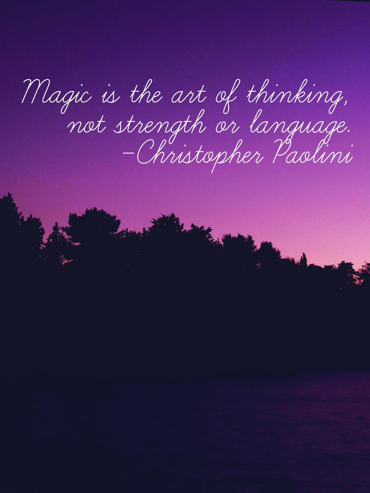 Breathtaking Inspirational Quotes about Magic