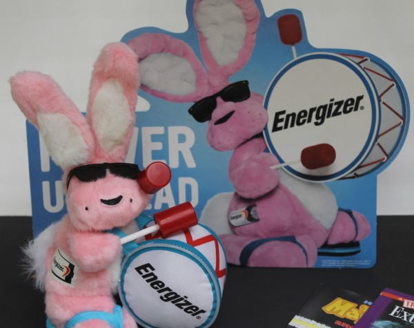 Power up and Read with the Scholastic Summer Reading Challenge and the Energizer Bunny