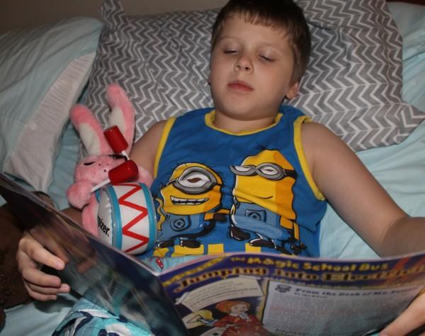 Scholastic Summer Reading Challenge Week 2