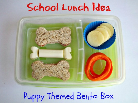 School-Lunch-Idea-Puppy-Themed-Bento-Box