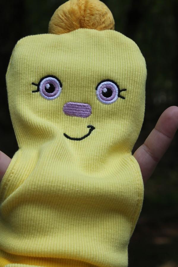 Sock Puppet Charades 3