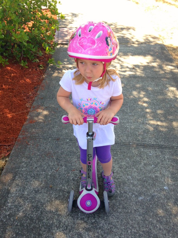 Globber 3 Wheel Scooter: Your Preschooler's New Favorite Ride-On Toy