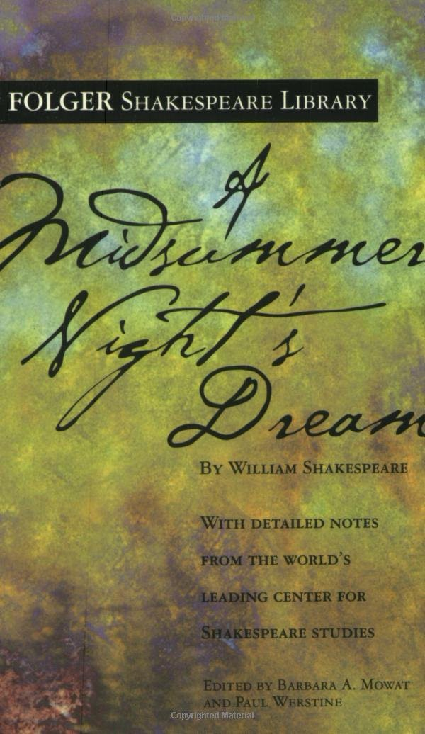 A midsummer night's dream themes essay