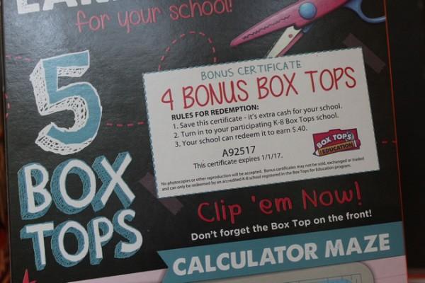Box Tops 10