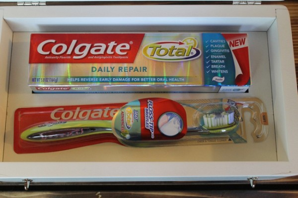 Fall Survival Colgate