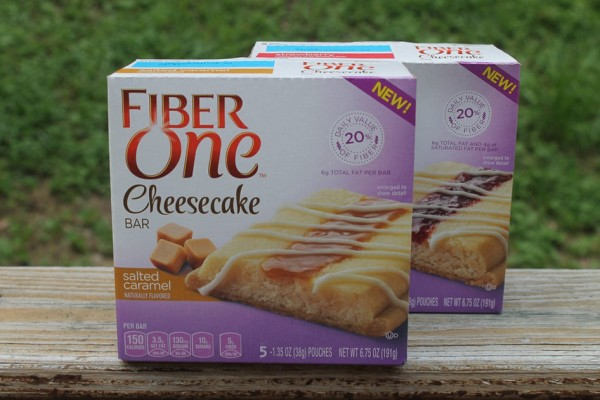 Fiber One Cheesecake Bars 1