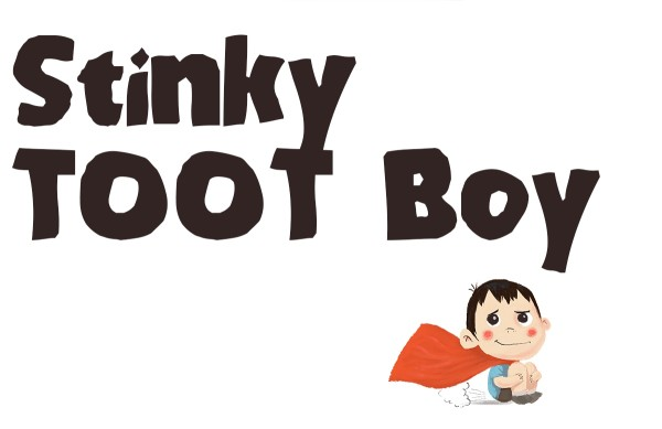 Stinky Toot Boy Teaches Kids of All Ages About Bullying