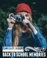 Check out my favorite tips for capturing authentic back to school memories and for safely storing them so they last generations!