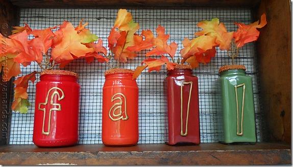 DIY Fall Home Decor Crafts