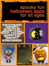 Spooky fun & totally cute Halloween apps for all ages (yep, moms too!)