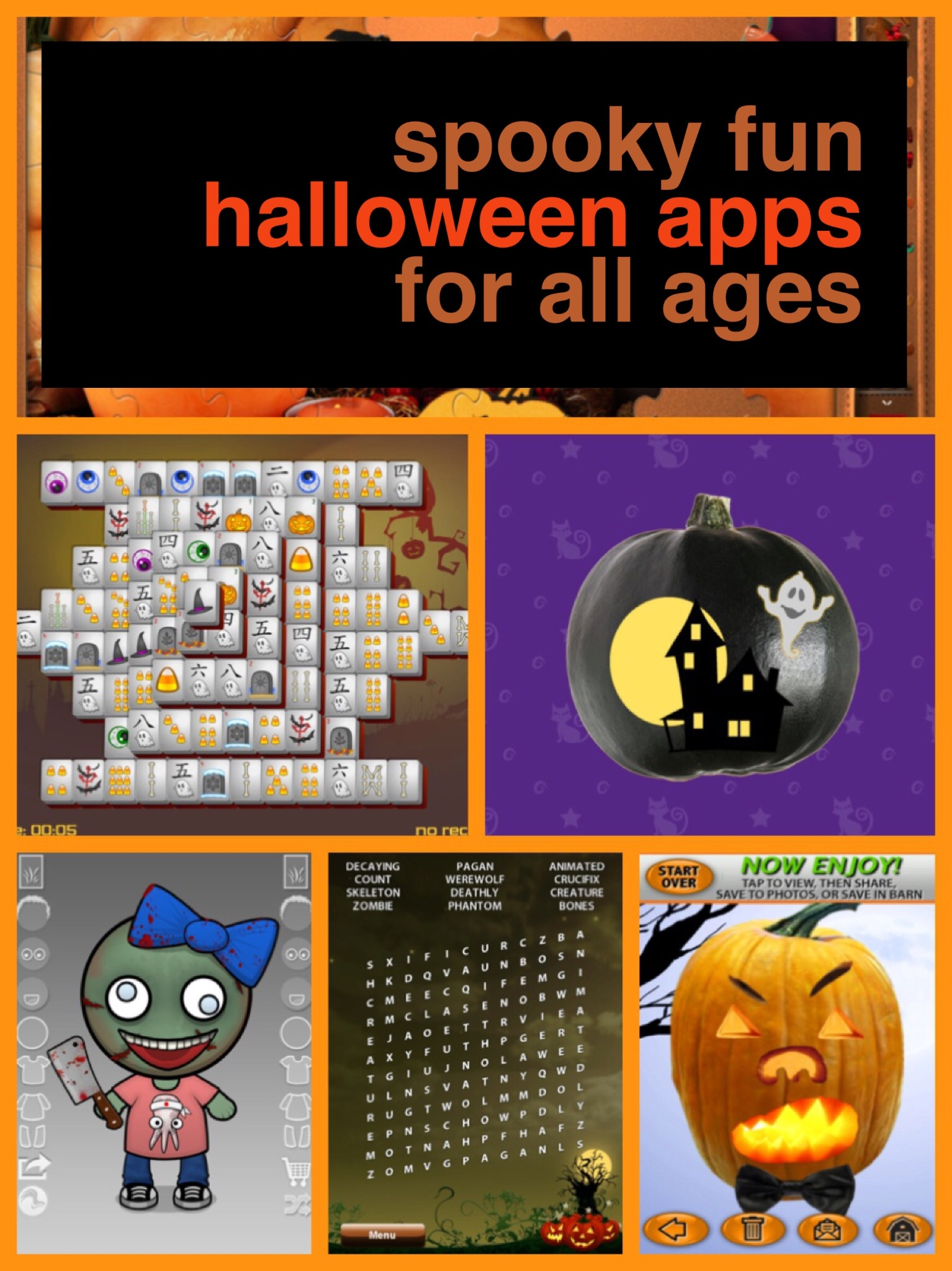 Spooky Fun Halloween Apps For Moms Amp Kids Pretty Opinionated