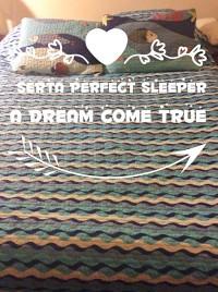 Serta Dream Come True