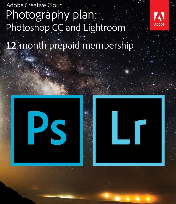Rock Your Pictures with Adobe Creative Cloud Photography Plan & Lightroom