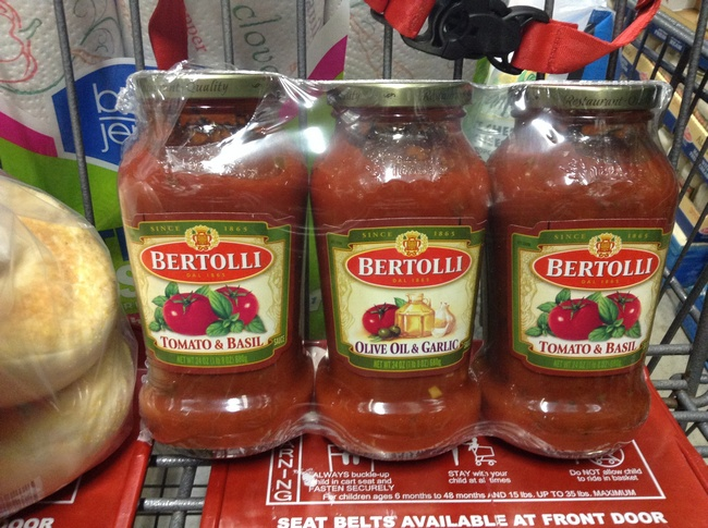 7 Delicious Ways to Use Bertolli® Pasta Sauce in Your Family Recipes #BertolliTuscanTour