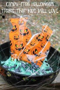 Candy-Free Halloween