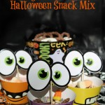 You'll Flip for Flipz Mega-Chocolate Halloween Snack Mix