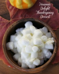 Heavens Delight Marshmallow Recipe