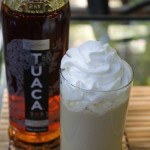 Drink in the History of TUACA with a Spiked Chilled Caramel Latte Recipe