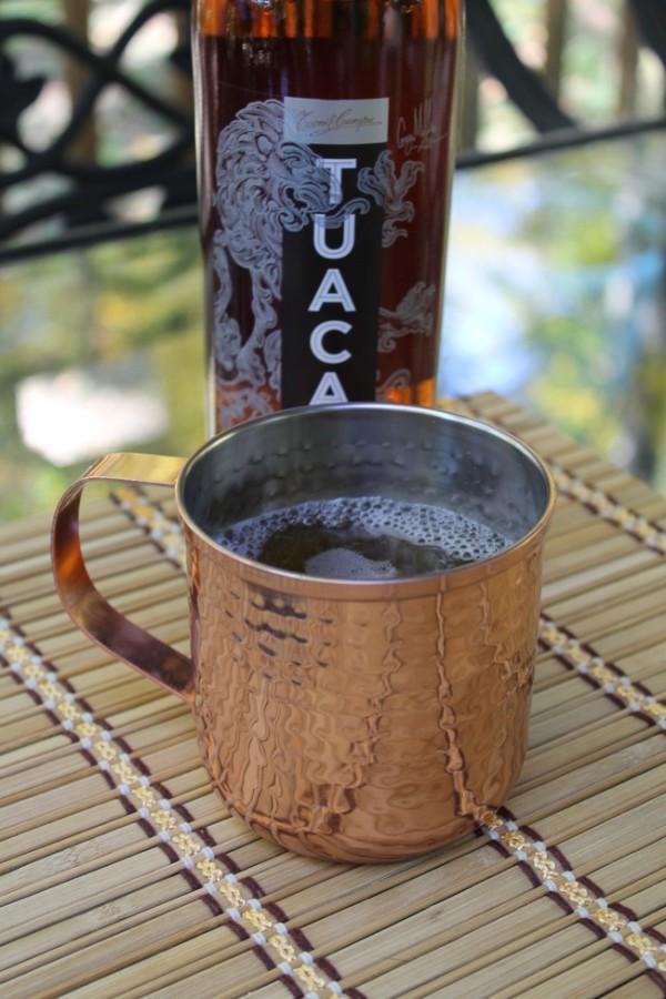 TUACA Mule Recipe