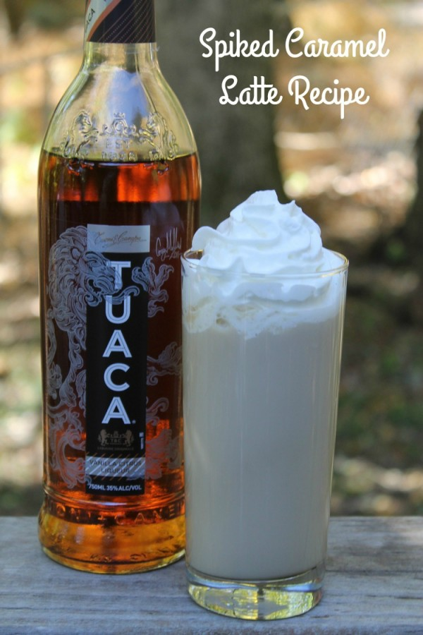 TUACA Spiked Caramel Latte Recipe