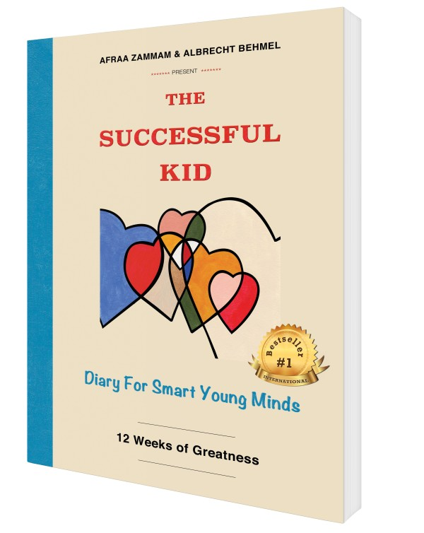 The Successful Kid is the Perfect Diary for Smart Young Minds