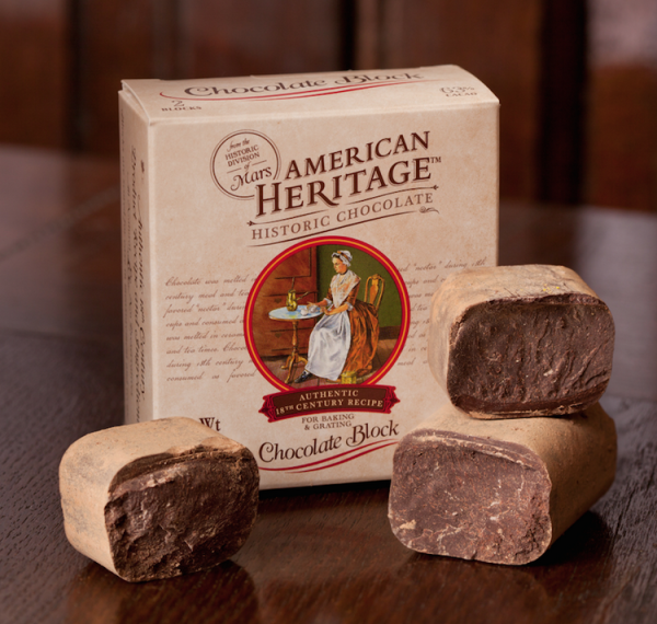 Delve into Great Moments in Chocolate History with American Heritage Chocolate