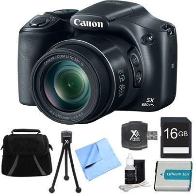 Capture Your Holiday Magic with the Canon PowerShot Bundle from BuyDig + Giveaway #DigMyOrder