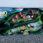 Dino Hunterz Crossbow by Zing Toys: Perfect Gift Idea for Jurassic World Fans!