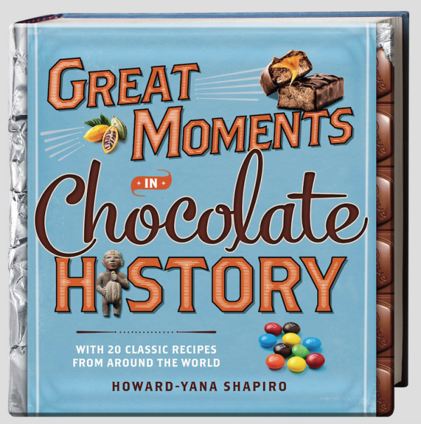 Delve into Great Moments in Chocolate History with American Heritage Chocolate + Enter for a chance to win this great book and delicious chocolates!