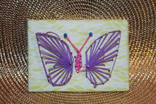 Klutz Butterfly String Art