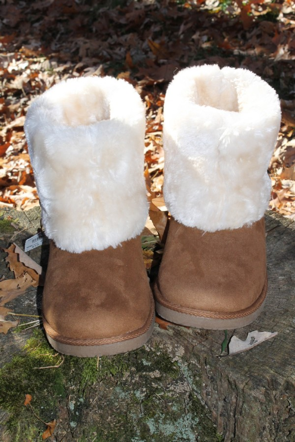 "Well hello, cute, comfy boots! Where can I find you? Payless, you say? I'm so there! Check out all the on trend and affordable boots you'll be happy to say ""yes"" to at Payless!"