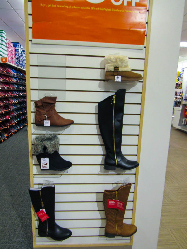 Payless Boots 4-2