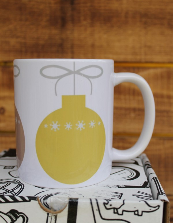 Redbubble Christmas Mug 2
