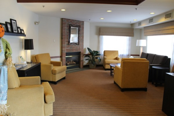 Sleep Inn Lobby 1