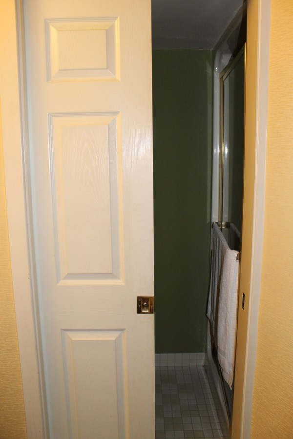 Sleep Inn Pocket Doors