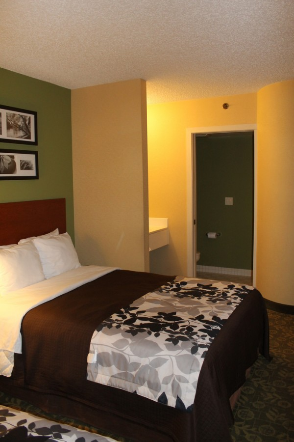 Sleep Inn Room 2