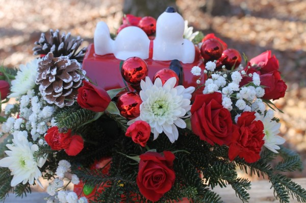 Teleflora Snoopy 5 Pretty Opinionated's 2015 Holiday Gift Guide