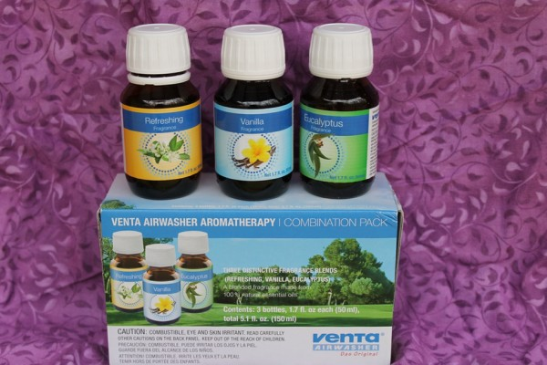 Say So Long to Nasty, Stuffy, Smelly Indoor Air This Winter With Venta Airwasher Aromatherapy!