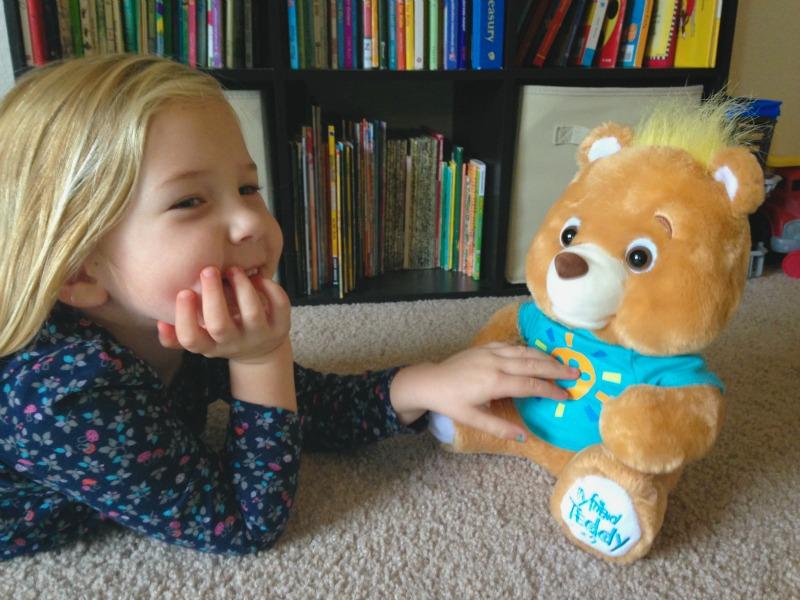 My Friend Teddy: Your Child's New Interactive Best Friend