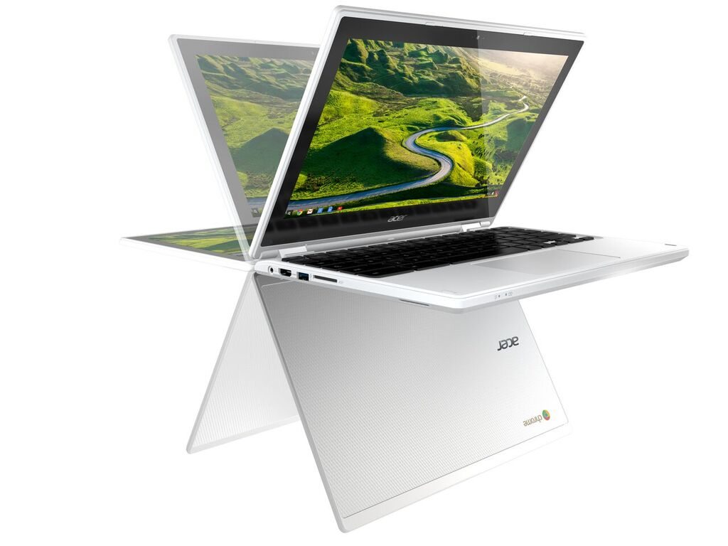 Get an Affordable Mobile Computer for the Whole Family with Acer Chromebook R11